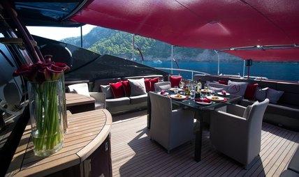 Ascari I Charter Yacht - 3