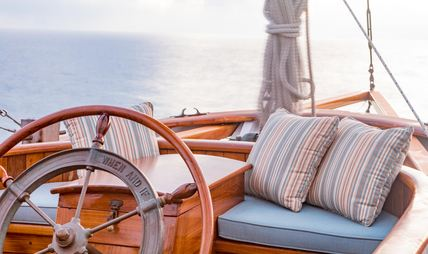 When and If Charter Yacht - 2