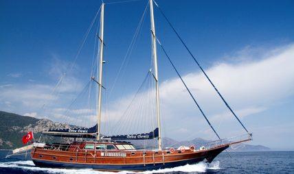 Diva Deniz Charter Yacht