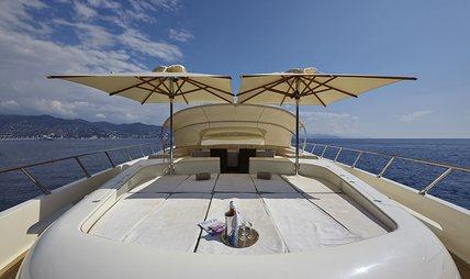 Antelope III Charter Yacht - 3