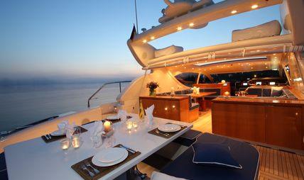 Cheetah Charter Yacht - 5