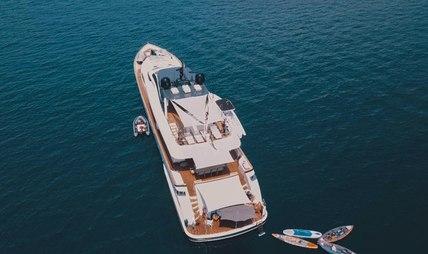White Knight Charter Yacht - 2