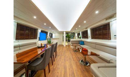 Queen of Makri Charter Yacht - 7