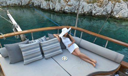 Kaptan Mehmet Bugra Charter Yacht - 4