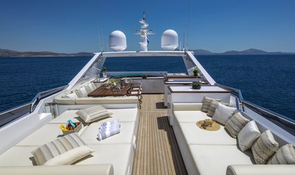 Alexia AV Charter Yacht - 2