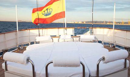 Mata Mua Charter Yacht - 3