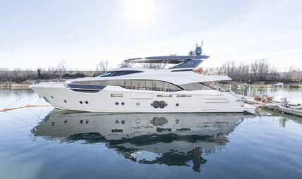 Esmeralda of the Seas Charter Yacht
