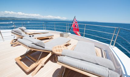 E Motion Charter Yacht - 4
