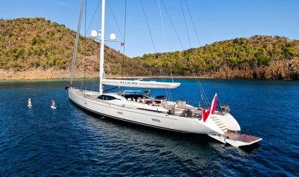 Palmira Charter Yacht
