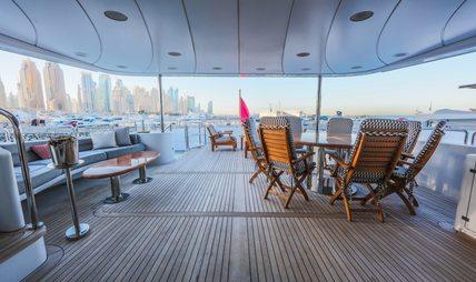 DXB Charter Yacht - 5