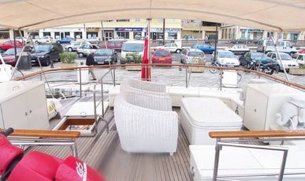 Cape Fane Charter Yacht - 4