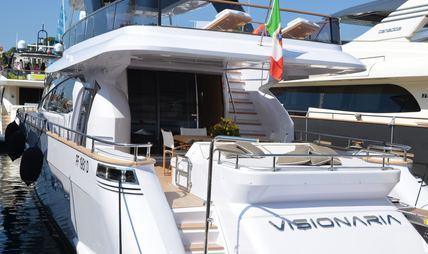 Visionaria Charter Yacht - 2