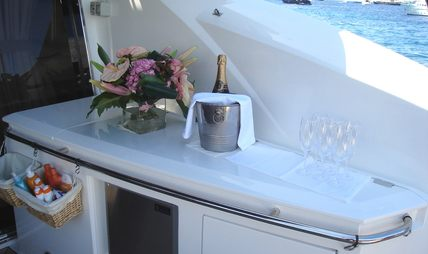 Aspire of London Charter Yacht - 4