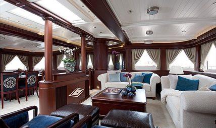 Mikhail Vorontsov Charter Yacht - 2