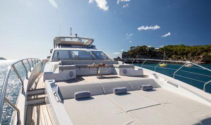 Akama Charter Yacht - 2