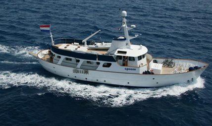 Spoom Charter Yacht - 3