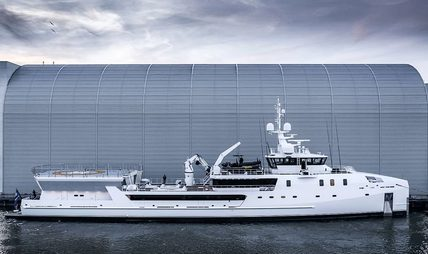 Game Changer Charter Yacht