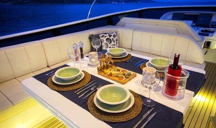 Caelum Charter Yacht - 5