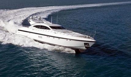 Veyron Charter Yacht