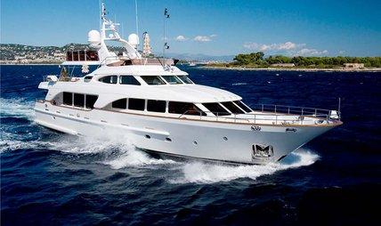 Jazz  Charter Yacht