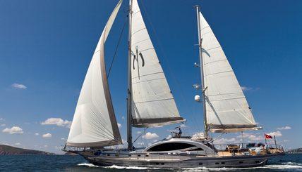 Merlin Charter Yacht