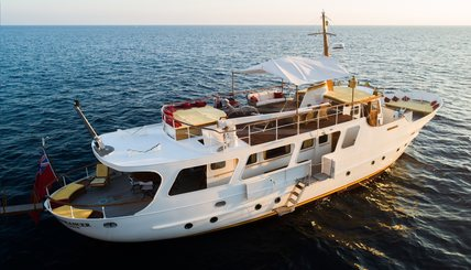 Entrancer Charter Yacht - 5
