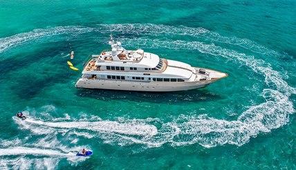 Just Sayin' Charter Yacht - 5