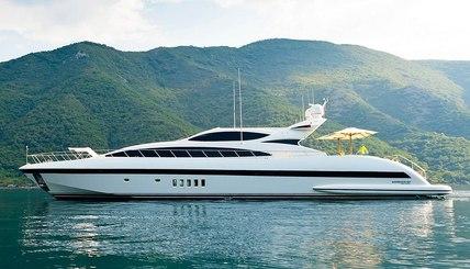 Baby June III Charter Yacht