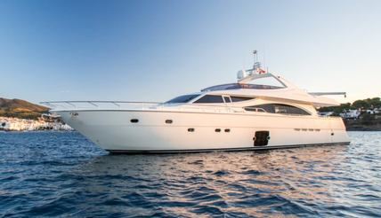 Monticello II Charter Yacht