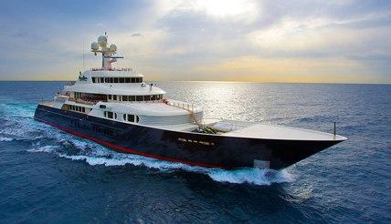 Cocoa Bean Charter Yacht