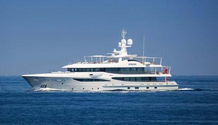 Papa Charter Yacht