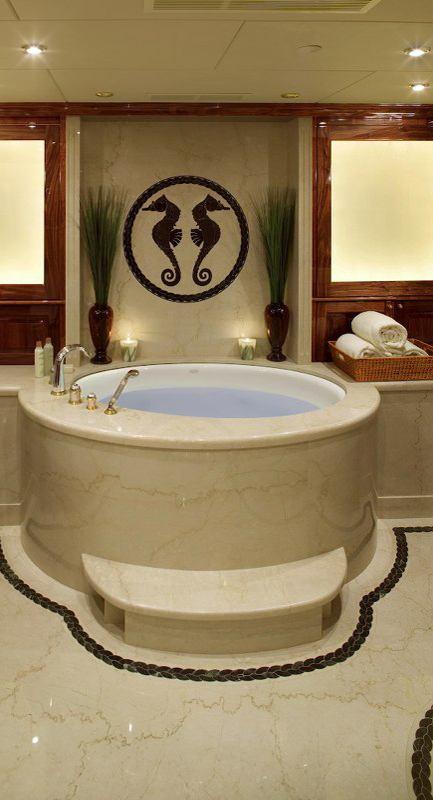Top five yacht charter price christensen luxury yacht for Best bath idaho