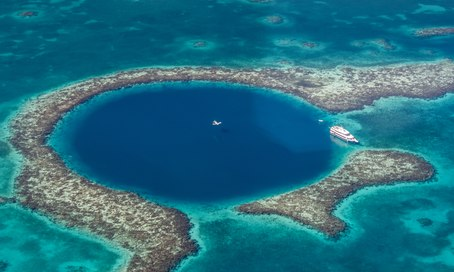 Discover Belize with Westport superyacht TRENDING