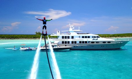 Bahamas Yacht Charters: The best luxury yachts you can book right now