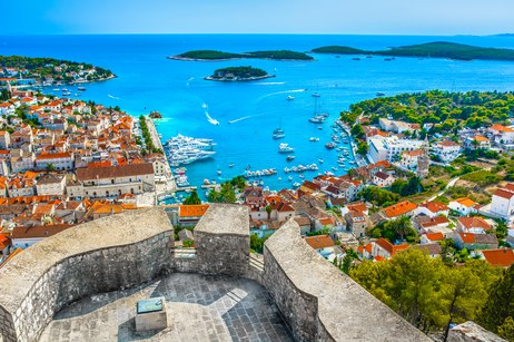 Island-Hopping around Croatia