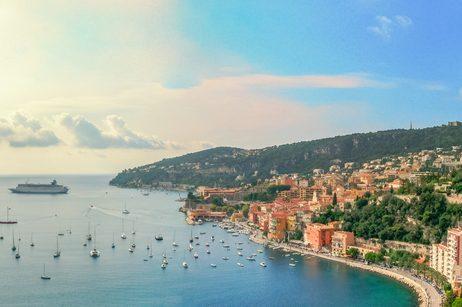 Monaco to Rome
