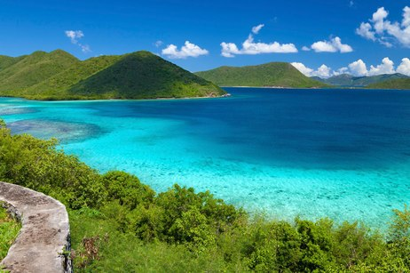 Discovering the Beauty of the U.S. Virgin Islands On Board A Superyacht