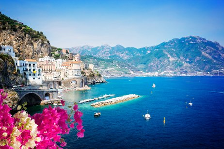 Discovering the Amalfi Coast and Sicily
