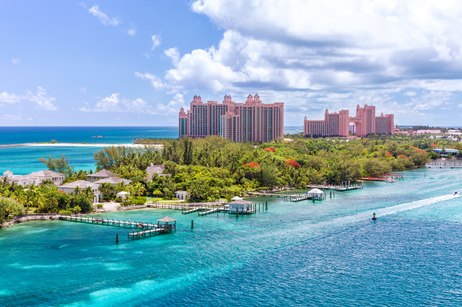 A Bahamian paradise