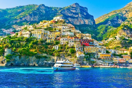A week through the glistening Amalfi Coast