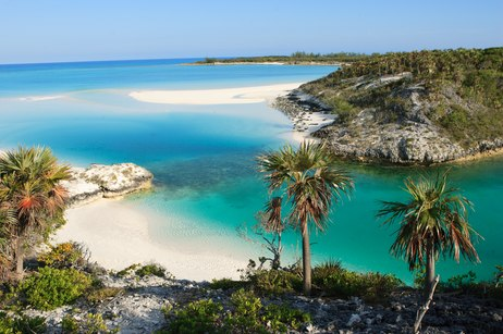 Island-hopping across the Bahamas