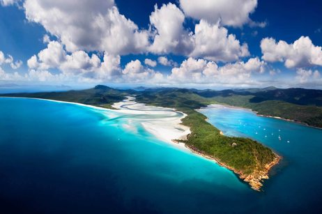 Discover The Whitsunday Islands