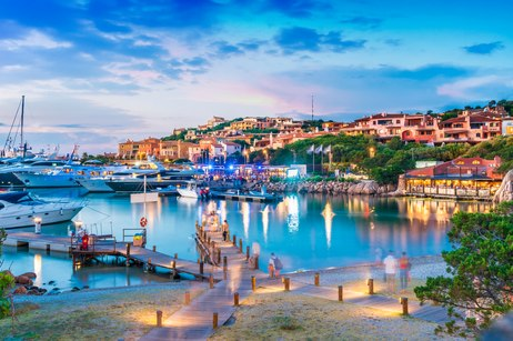 The Charming Highlights of Sardinia and Corsica