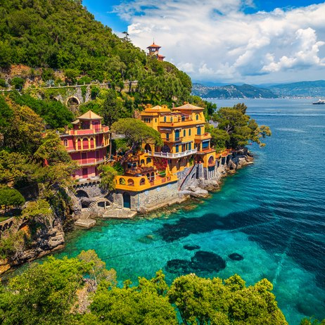 French & Italian Riviera