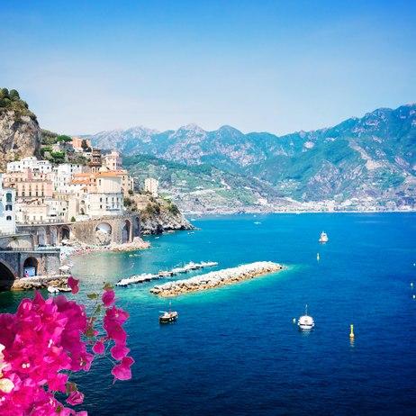 Discovering the Tyrrhenian Sea: from the Amalfi Coast to the Aeolian Islands