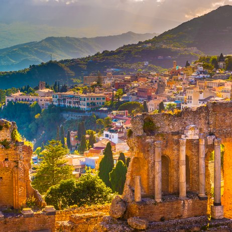 Antibes to Palermo