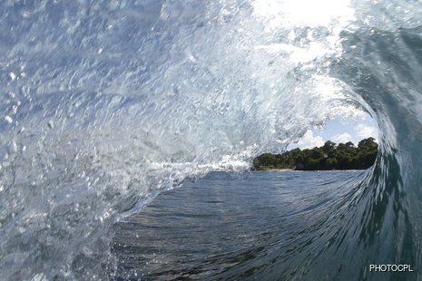 Samoan wave