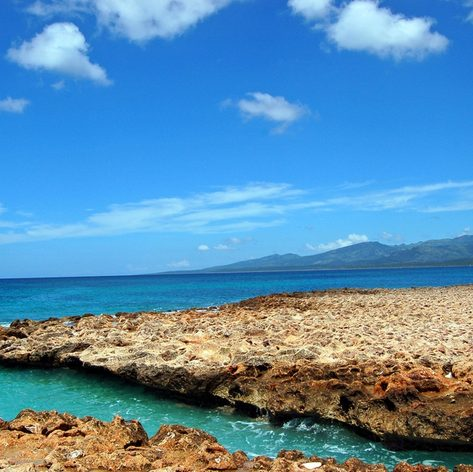 A view from Cuba's coast