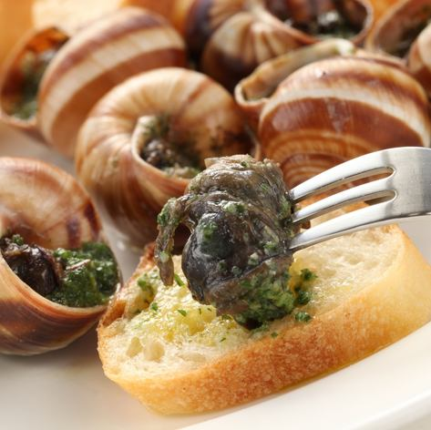 Try escargot