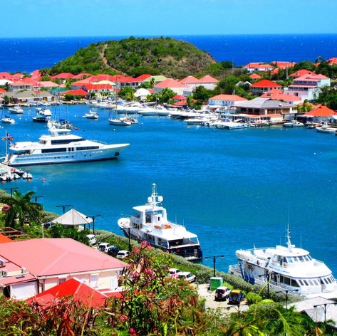 See Uninhibited Parts of St. Barts Other's Cannot